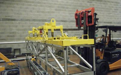 Palonnier automatique rack 1T500