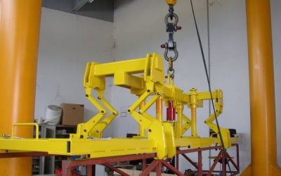 Palonnier automatique rack 1T
