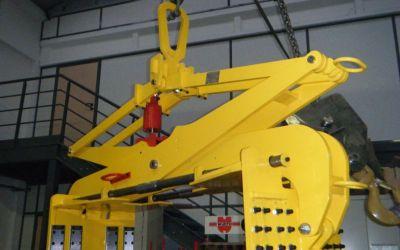 Pince 2T700 automatique pour bloc et cylindre carbone