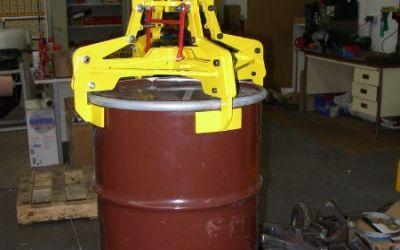 Pince à fût pétrolier 300kg